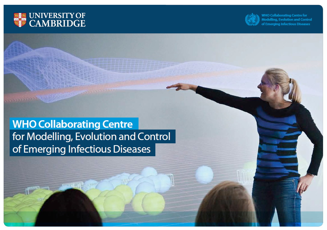 Download a copy of our brochure about the WHO CC