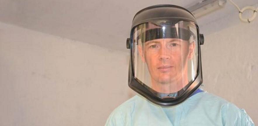 Ian Goodfellow Ebola