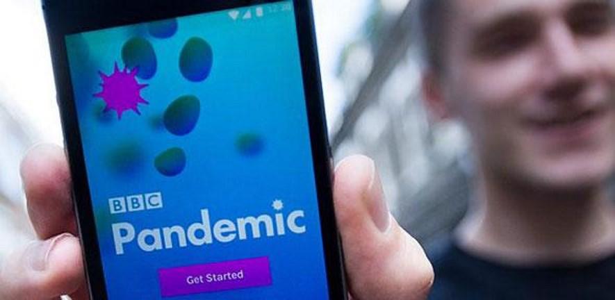 Pandemic app story 27Sep17