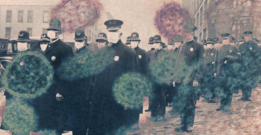 Spanish Flu police